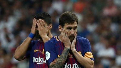 Le deuxième meilleur buteur du Barça ne fait pas partie de l'équipe!