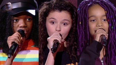 Lisa VS Nour VS Talima chantent « Royals » de Lorde (Team Soprano)