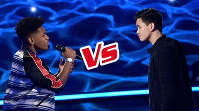Lisandro Cuxi VS Angelo Powers - « Runnin' » (Beyoncé ft. Naughty Boy) (Saison 6)