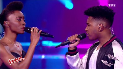 Lisandro Cuxi et Ann-Shirley - « Without You » (David Guetta feat. Usher) (Direct 3 – Saison 6)