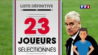 Liste de Didier Deschamps : le programme des 23 pour ce week end
