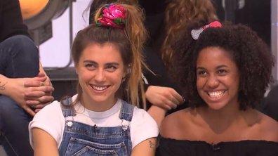 """""""Les chouchous Girls"""", l'adorable surnom de Zazie pour Yvette et Liv Del Estal"""