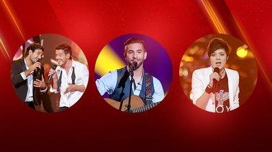 The Voice 3 - Elodie, Fréro Delavega, Kendji : Venez discuter en direct avec la Team Mika !