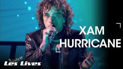 Xam Hurricane | Les mots bleus | Christophe