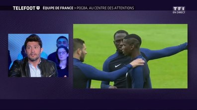 "Lizarazu : ""Deschamps estime que Pogba peut donner plus"""
