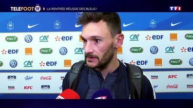 Équipe de France : La rentrée réussie des Bleus