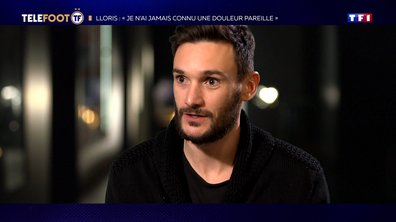 [EXCLU Téléfoot 17/11] - Hugo Lloris, objectif janvier 2020