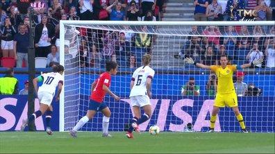USA - Chili (3 - 0) : Voir le penalty raté de Lloyd en vidéo