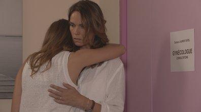 Les Mystères de l'amour : CHOC - Enceinte, Cathy perd son bébé...