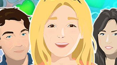 Les Mystères de l'amour : Le jeu enfin disponible sur smartphone !