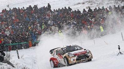 WRC - Monte-Carlo 2013 : Loeb se rapproche de la 77è victoire