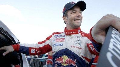Sébastien Loeb et sa femme Séverine alignés au prochain Rallye du Var