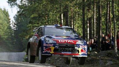 WRC - Rallye de Finlande 2012 : Loeb toujours devant