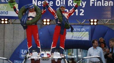 WRC : Les classements après le Rallye de Finlande 2012