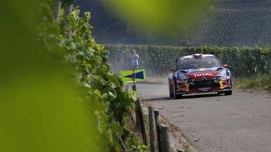 WRC Allemagne 2012 - Jour 2 : Loeb se moque de l'hécatombe