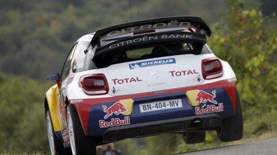 WRC : Loeb remporte le Rallye d'Allemagne 2012