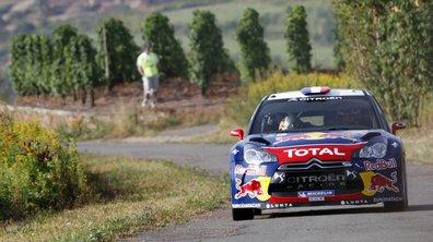 WRC - Rallye d'Allemagne 2012 : Loeb leader vendredi soir
