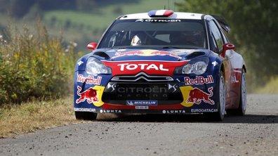 WRC - Rallye d'Allemagne 2012 : Loeb seul à mi-journée
