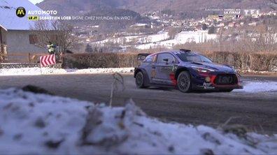 WRC - Sébastien Loeb signe chez Hyundai
