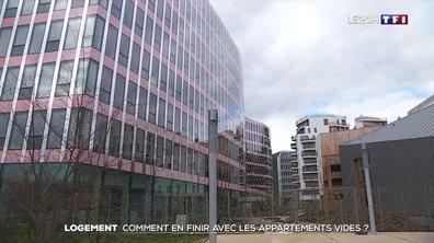 Logement : le plan du gouvernement pour en finir avec les appartements vides