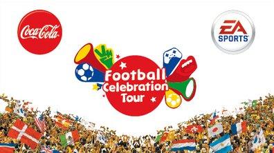 Le Football Celebration Tour continue !