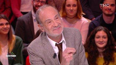 """Gérard Miller aurait été """"ravi"""" de faire une télé-Mélenchon"""