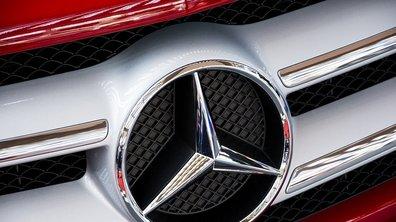 Mercedes veut lancer une marque 100 % électrique