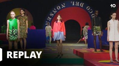 5 minutes de mode by Loïc Prigent du 13 octobre 2021