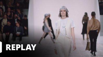 5 minutes de mode by Loïc Prigent - Dior, Lacoste et Kenneth Ize