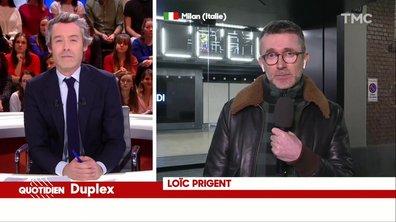 """""""Karl Lagerfeld, c'est un âge d'or de la mode à lui tout seul"""" : l'hommage de Loïc Prigent au couturier"""