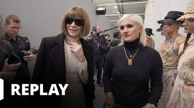 5 minutes de mode by Loïc Prigent - Marine Serre et Dior