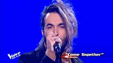 "KO MARC LAVOINE - Loïs Vacchetta chante ""Come together"" de The Beatles"
