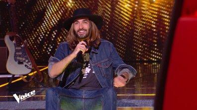"""The Voice 2020 - Loïs Vacchetta reprend Serge Gainsbourg, """"Pascal Bloqué"""" en colère contre Marc Lavoine"""