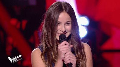 The Voice Kids : Lola chante « Without you » de Mariah Carey (Team Jenifer)