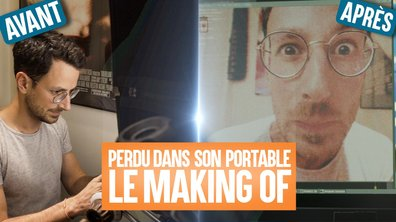 Lolywood - Perdu dans son Portable - Le Making-Of