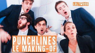 Lolywood - Punchlines - Le Making-of