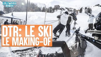 Lolywood - Dans Tes Rêves: Le Ski - le Making-of