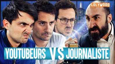 Lolywood - Youtubeurs VS Journalistes
