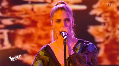 "The Voice 2021 – London Grammar chante ""How does it feel"" (Finale)"