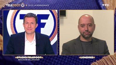 """[EXCLU Téléfoot – 23/09] - LOSC / Gérard Lopez : """"Nettement plus heureux que l'année passée"""""""