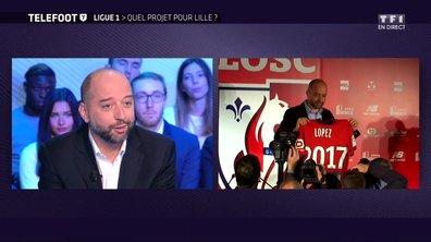 """[Exclu Téléfoot 22/01] - Lopez : """"Lille va recruter trois ou quatre joueurs avant la fin du mercato"""""""