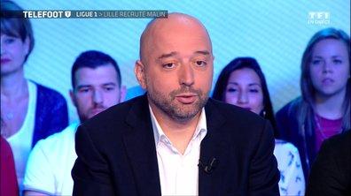 [Exclu Téléfoot 29/04] – Gérard Lopez a mis les joueurs du LOSC devant leurs responsabilités