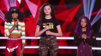 The Voice Kids 6 - BATTLES (Soprano) : Qui de Lisa, Nour ou Talima a gagné ? (REPLAY)
