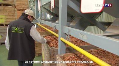 Lot-et-Garonne : le retour gagnant de la noisette française