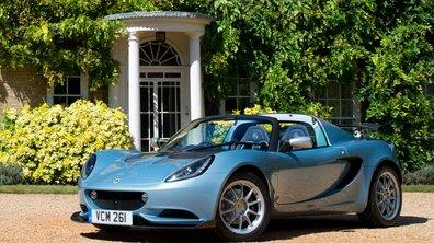 Lotus présente l'Elise 250 Special Edition à seulement 50 exemplaires
