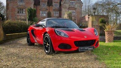 Lotus Elise Sprint : toujours plus de légèreté