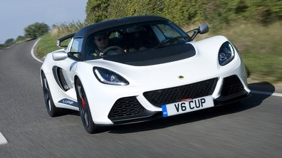 No Limit : la Lotus Exige Cup sur circuit