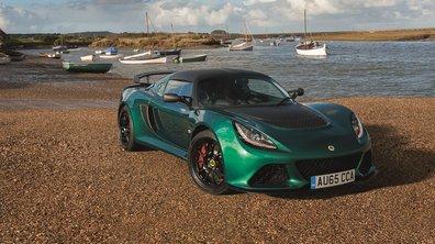 Lotus Exige Sport 350 dévoile sa vitesse en vidéo