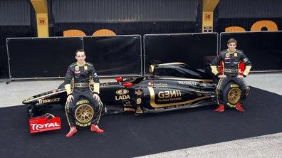 Formule 1: Découvrez la Lotus-Renault GP R31