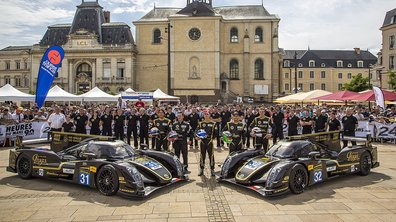 24h du Mans 2013 : les Lotus T128 saisies